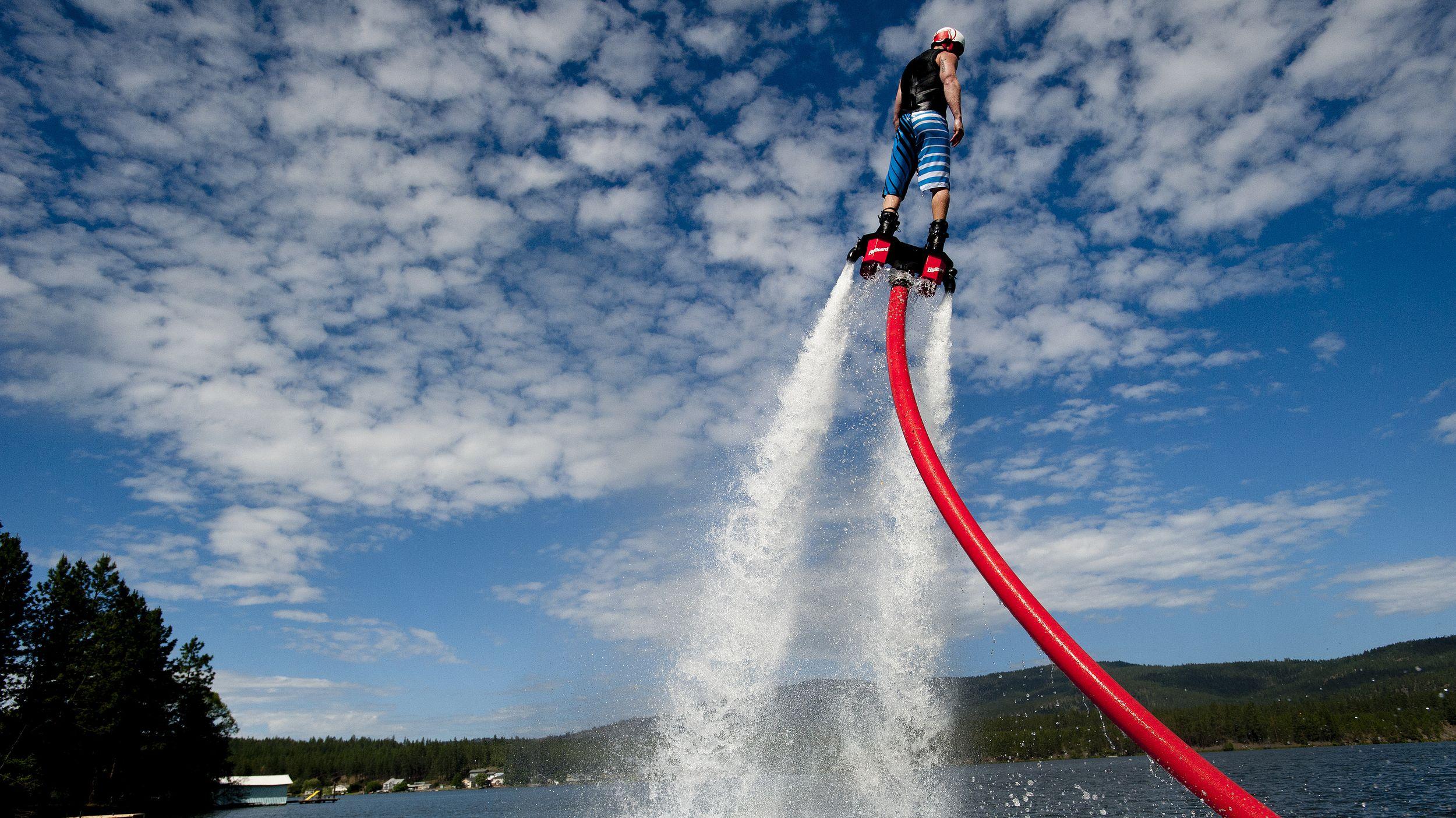 About Sunshine Water sports Destin: